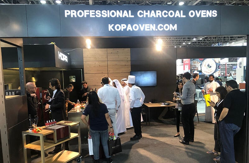 Kopa at fair Dubai