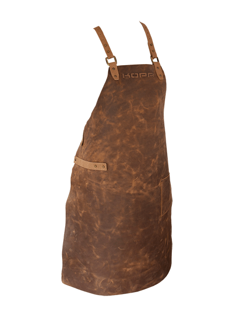 KOPA leather apron