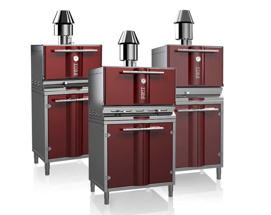 charcoal oven s