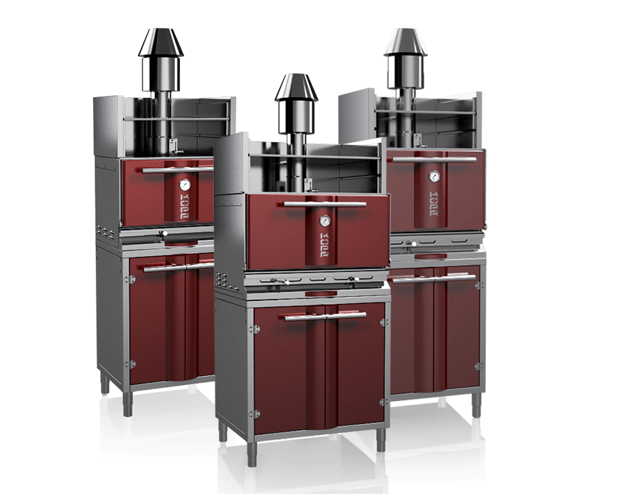 charcoal oven soc for oven